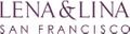 Lena & Lina San Francisco Logo