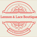 Lennon & Lace Boutique Logo