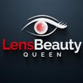 LENS BEAUTY QUEEN logo