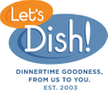 Let's Dish! Logo