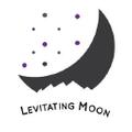 Levitating Moon Logo