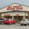 Lid'l Dolly's Factory Store Logo