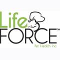 LifeFORCE Pet Health Logo