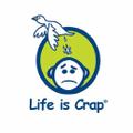 Life Is Crap logo