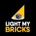 Light My Bricks Logo