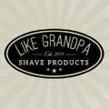 Like Grandpa Grooming Products Logo