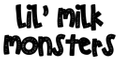 Lil' Milk Monsters logo
