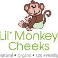 Lil Monkey Cheeks Logo