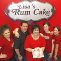 Lisa's Rum Cake Logo