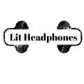 Lit Headphones Logo