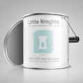 Little Knights Paint Logo