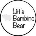 Little Bambino Bear Logo
