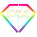Little Black Diamond Logo