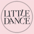 Little Dance Invitations & Party Supplies Logo