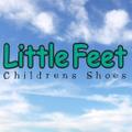 Little Feet Childrens Shoes Logo