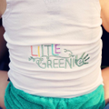 Little Greenie Logo