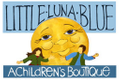 Little Luna Blue Logo