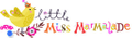 Little Miss Marmalade Logo