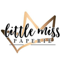 Little Miss Paperie Logo