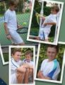 Little Miss Tennis Logo