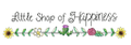 Little Shop of Happiness Logo