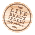 Live Beautifully logo