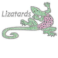 Lizatards logo