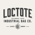 Loctote Industrial Bag Co. Logo