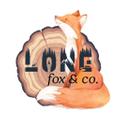 Lone Fox & Co Logo