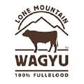Lone Mountain Wagyu USA Logo