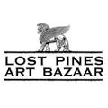 Lost Pines Art Bazaar Logo
