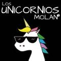 Los Unicornios Molan Logo