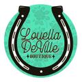 Louella DeVille Boutique Logo