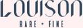 Louison Rare + Fine Logo