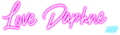 Love Daphne Australia Logo