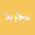 Love Fitness Apparel Logo