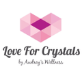 Love for Crystals Boutique Logo