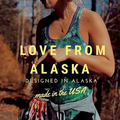 Love from Alaska USA Logo