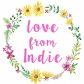lovefromindie.com Logo