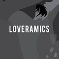 LOVERAMICS Logo