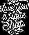 LoveYouALatteShop Logo