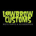 Lowbrow Customs USA Logo