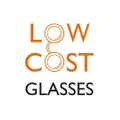 Low Cost Glasses Logo