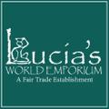 Lucia's World Emporium Logo