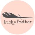 Lucky Feather logo