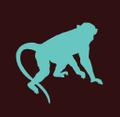 Lucky Monkey Logo