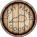 Lucky Peanut Goods Logo