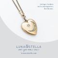 Luna & Stella Logo