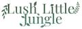 Lush Little Jungle Logo