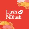 Lush N' Blush Logo